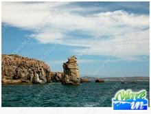 Spiagge e Itinerari - Spiaggia La Bobba - Carloforte