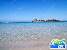 Spiagge e Itinerari - Spiaggia di Tramatzu - Porto Corallo
